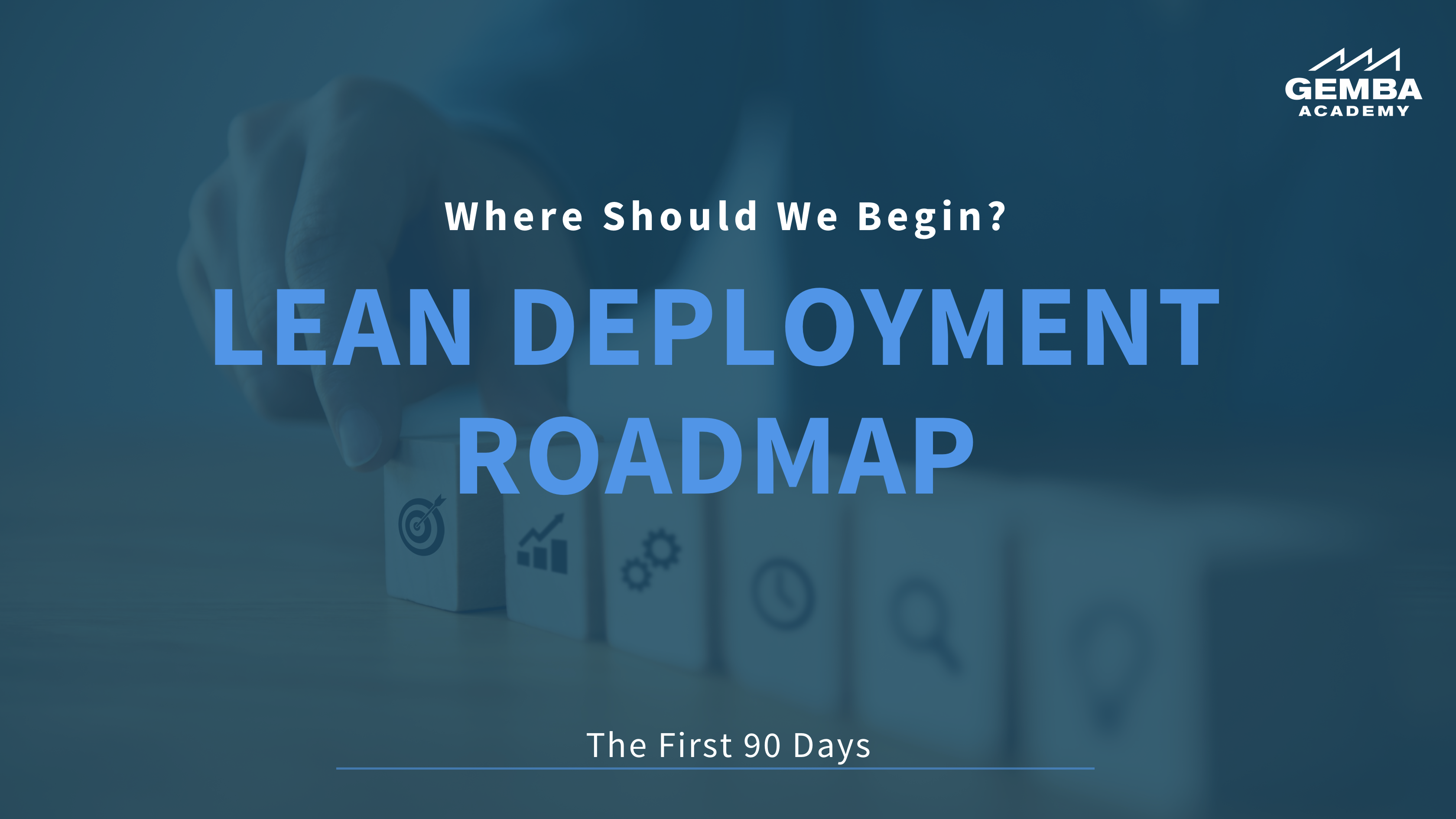 90 Day Lean Roadmap feature image