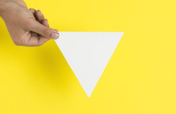 Upside down triangle lean organization e1584835738672