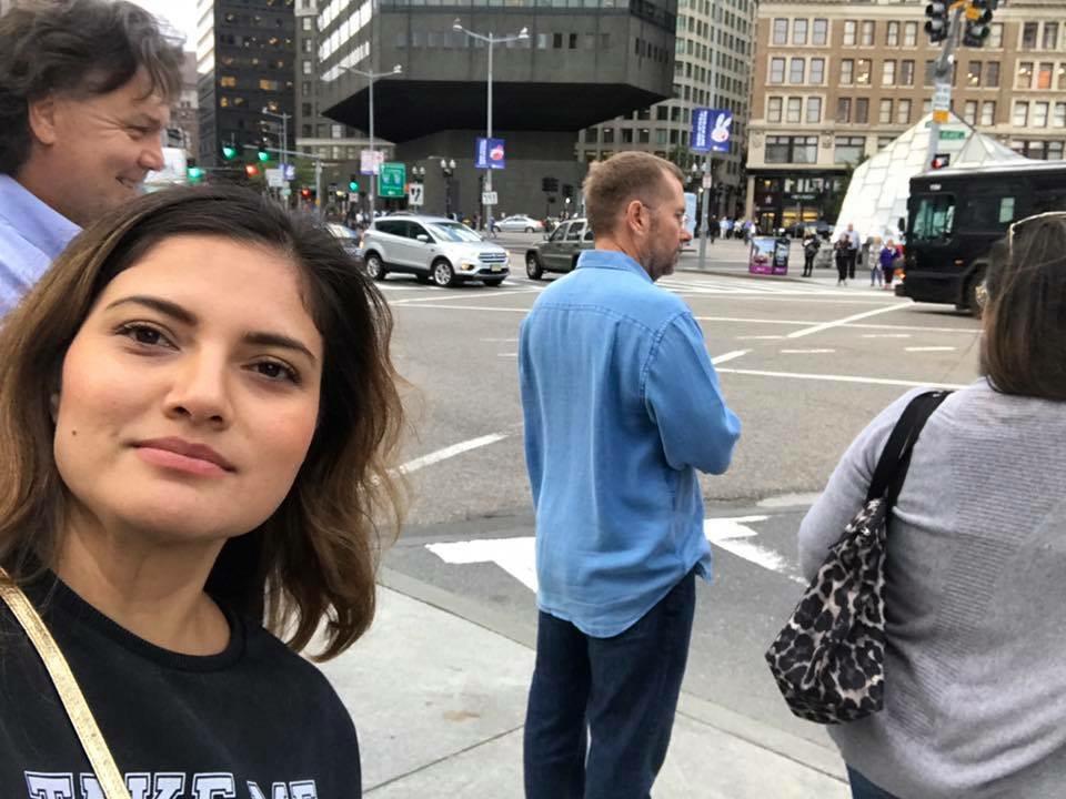 Walk In Boston